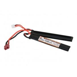Battery Li-Po 1450mAh 7.4V 20C Dean