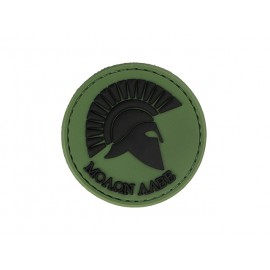 Patch PVC Molon Labe