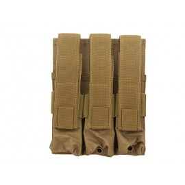 Triple Mag MP5 Pouch Coyote