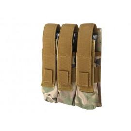 Bolsa Tripla Mag MP5 Multicam