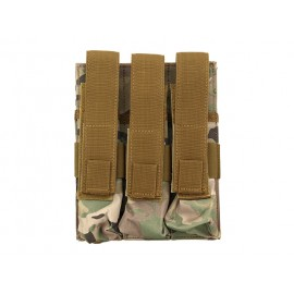 Triple Mag MP5 Pouch Multicam
