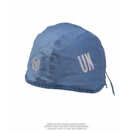 German UN-Blue Helmet Cover Used