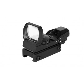 Dot Sight Open w/ 4 Reticle