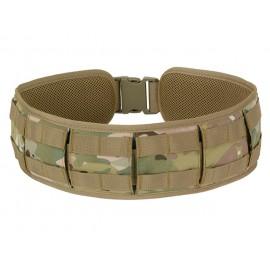 Padded MOLLE Combat Belt Multicam