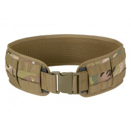 Padded MOLLE Combat Belt Multicam