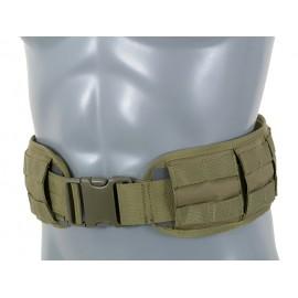 Padded MOLLE Combat Belt Olive