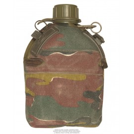 Dutch Camo Canteen w/ Cup and Cover Used