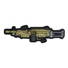 Patch PVC M249