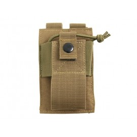 Radio Pouch Coyote