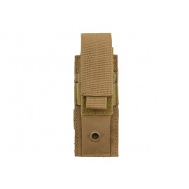 Single Pistol Pouch Coyote