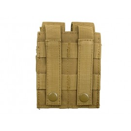 Double Mag Pistola Pouch Coyote