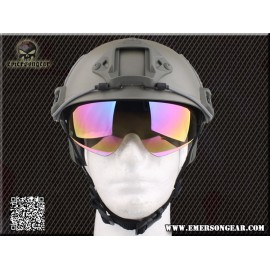 Protective Lens for Emerson Helmet Multicolour