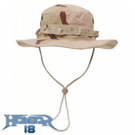 Bush Hat US GI 3 Col. Desert