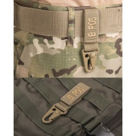 Coyote Tactical Key-Holder AB Negative