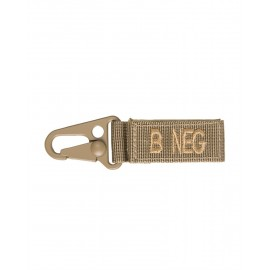 Coyote Tactical Key-Holder B Negative