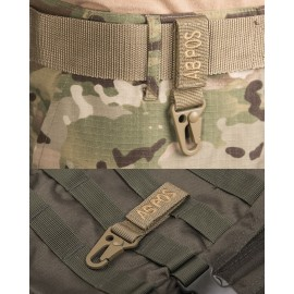 Coyote Tactical Key-Holder AB Positive