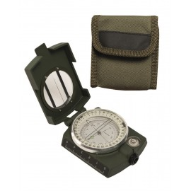 Army Metal Compass w/ Case