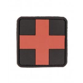 Patch PVC First Aid Black