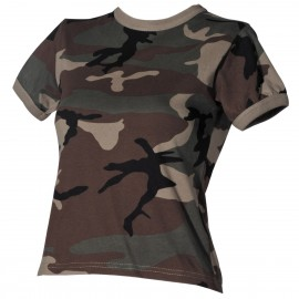 Woodland Lady T-Shirt