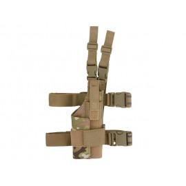 Modular Universal Holster Leg/Belt Multicam