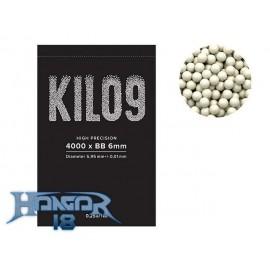 BB Pellets 0.25g 4000 Kilo9