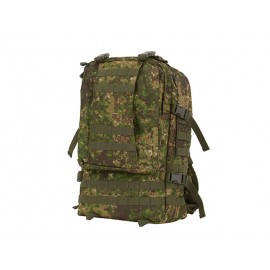 3-Days Tactical Backpack Pencott Green