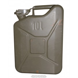 Jerry Can 10L Used