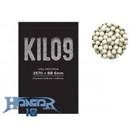 BB Pellets 0.28g 3570 Kilo9