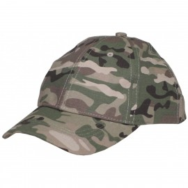 Multicam Kid Cap