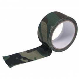 Fabric Tape Woodland