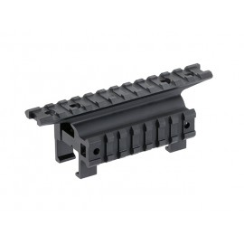 Rail Duplo de MP5/G3 para Red Dot