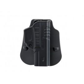 Black Cytac Holster Fastdraw for Glock 17/22/31