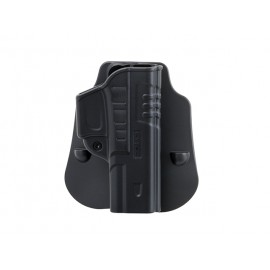 Black Cytac Holster Fastdraw for Glock 17/22/31