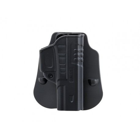 Coldre Cytac Fastdraw para Glock 17/22/31 Preto