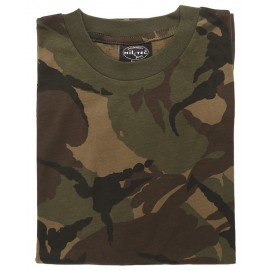 T-Shirt Dutch Camo