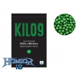 BB Pellets 0.20g Bio 5000 Kilo9
