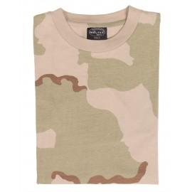 T-Shirt 3 Col. Desert