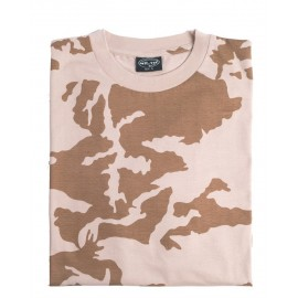 T-Shirt British DPM Desert