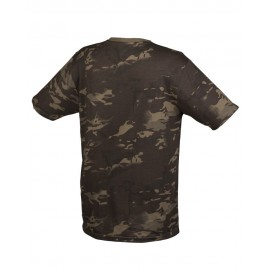 T-Shirt Multicam Black