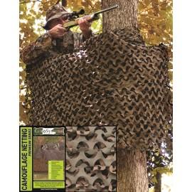 Rede Camuflagem 2,4x3M Woodland