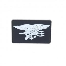 Patch PVC Special Warfare Black