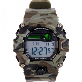 Tactical Watch Digital Camo