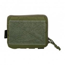 Admin Pouch with Map Holder Olive