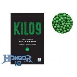 BB Pellets 0.25g Bio 4000 Kilo9