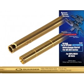 High Precision 6.02 Interchange Barrel 229mm [Guarder]