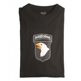 "T-Shirt ""101ST Airbourne""  Black"
