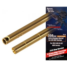 High Precision 6.02 Interchange Barrel 550mm for M16-VN [Guarder]