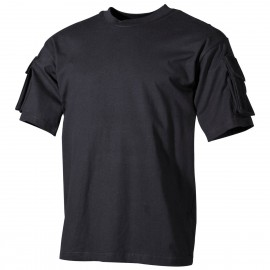 T-Shirt US Tactical Black