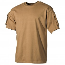T-Shirt US Tactical Coyote