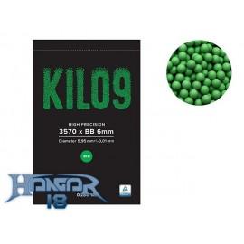 BB Pellets 0.28g Bio 3570 Kilo9